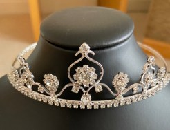 Tiara for bride or bridesmaid